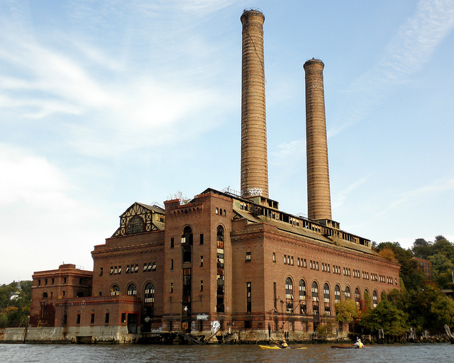 New hope for the Glendale Power Plant in Yonkers